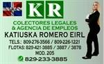 Agencia de Empleos Katiuska Romero
